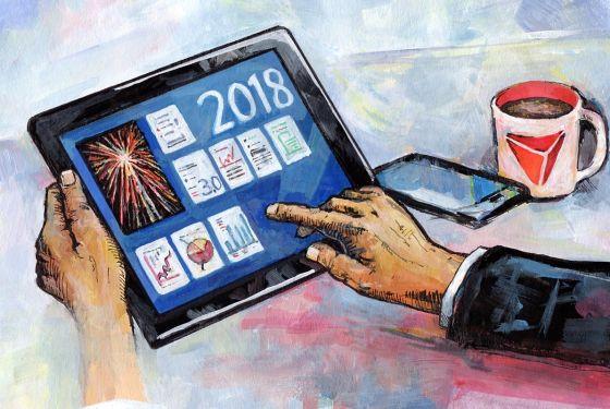 SAP Fiori auf Tablet