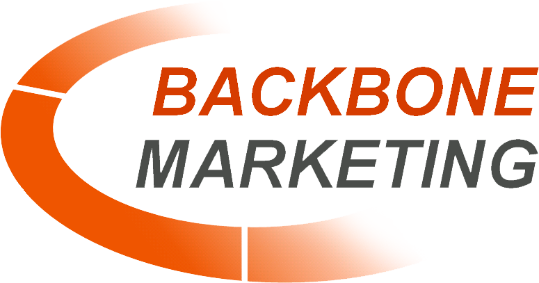 logo backbone marketing gr