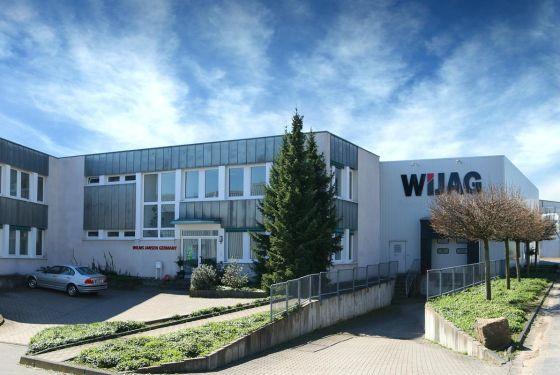 Firmengebäude WIJAG