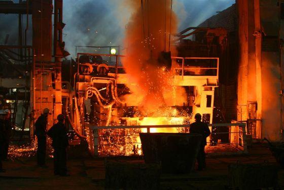 Stahlgießerei #2
