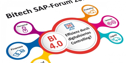 Created by Synova » Bitech SAP-Forum 2017